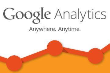 Informacijos analizė: Google Analytics